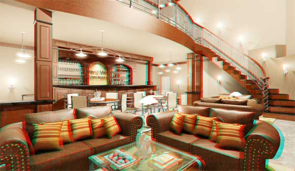 Stereoscopic rendering